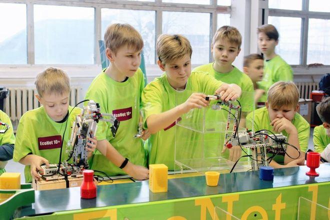VII региональный фестиваль «РобоФест-НН» проходит в Нижнем Новгороде - фото 9
