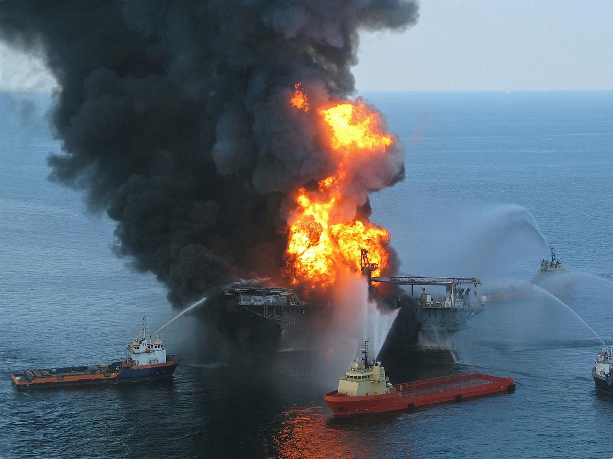 Пять непоправимых экологических катастроф - фото 3