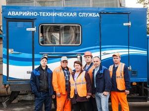 Автозаводский канализационный участок отмечает 15-летие