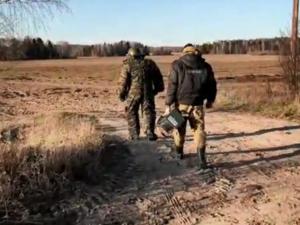 Боевой артиллерийский снаряд обнаружили жители Городецкого района
