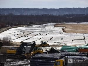 Завершилась ликвидация шламонакопителя «Белое море» в Дзержинске