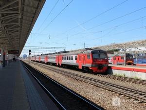 Стало известно расписание электричек от «Починок» до «Вари» и Московского вокзала