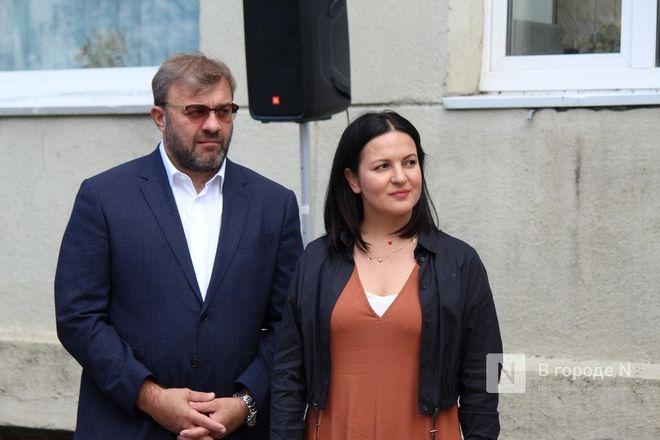 Пореченков и Сельянов открыли мемориальную доску Балабанову в Нижнем Новгороде - фото 26