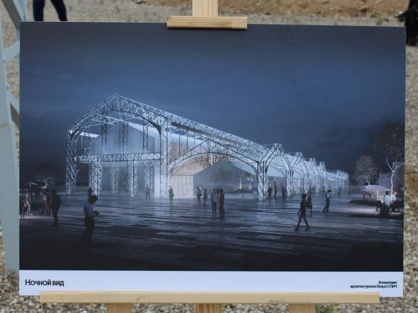 Под выставочное пространство и концертный зал планируется переоборудовать пакгаузы на Стрелке - фото 4