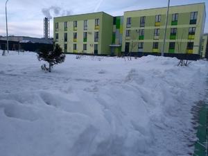 Подозрительное вещество на снегу обнаружили жители Кстовского района