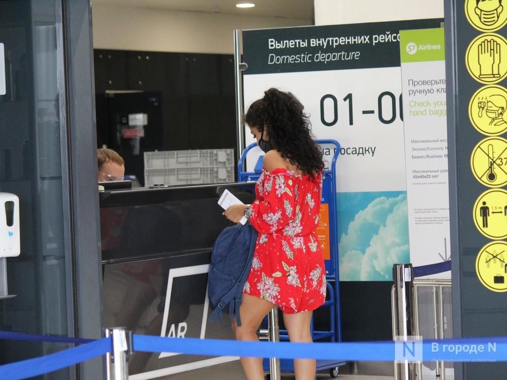 COVID не прилетит: нижегородский аэропорт усилил меры безопасности - фото 1