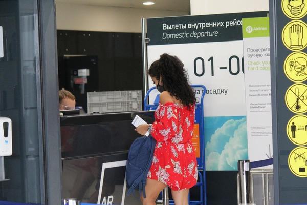 COVID не прилетит: нижегородский аэропорт усилил меры безопасности