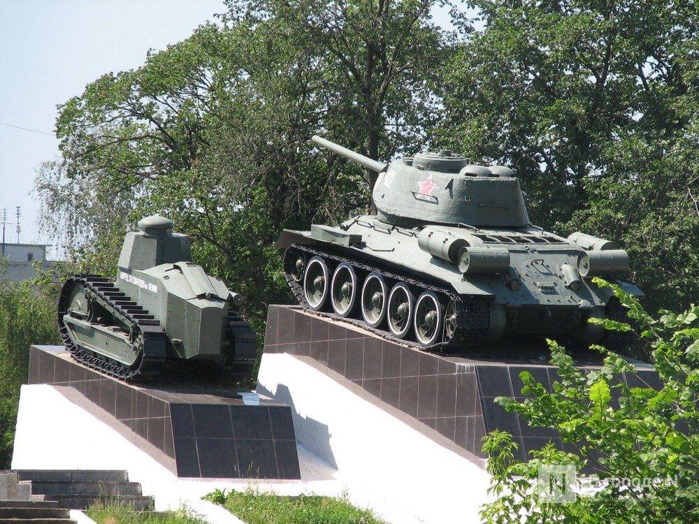 Вечный огонь появится на площади Славы в Сормовском районе - фото 1