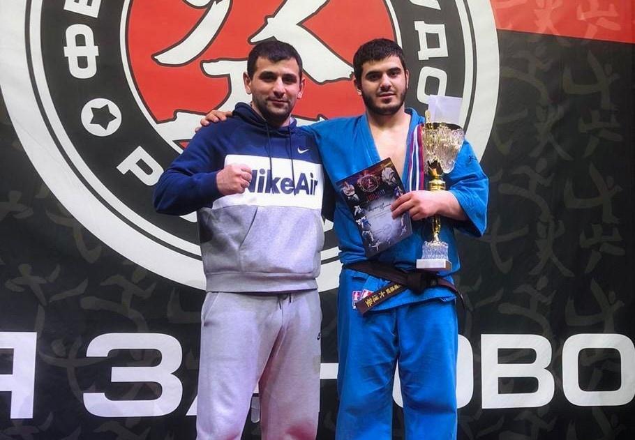 Нижегородец Руслан Меджидов стал четырёхкратным чемпионом России по Кудо - фото 1