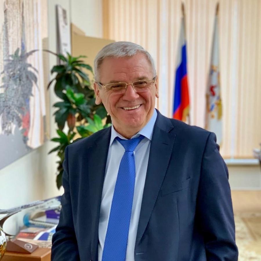 Евгений Люлин стал новым председателем Законодательного собрания Нижегородской области - фото 1