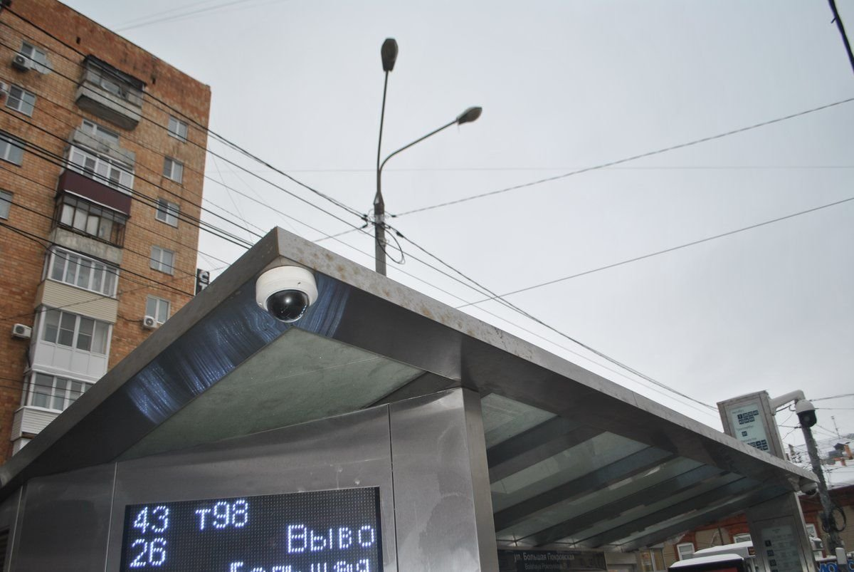 Стало известно, где в Нижнем Новгороде появятся первые умные остановки - фото 1