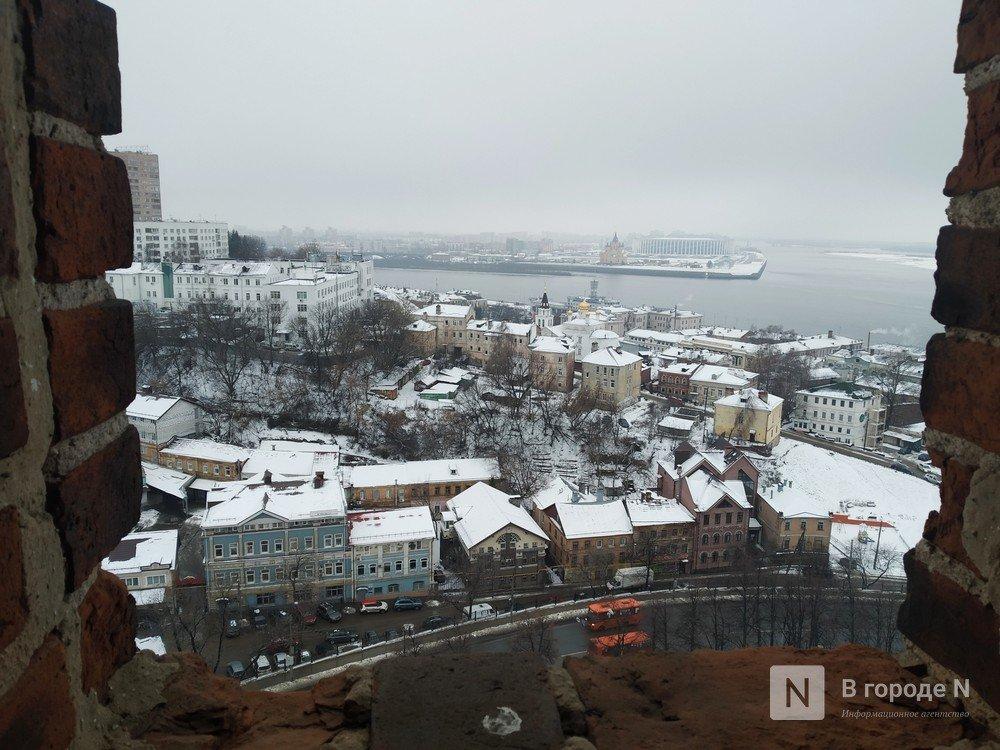 Тайницкую башню Нижегородского кремля открыли для посетителей - фото 1