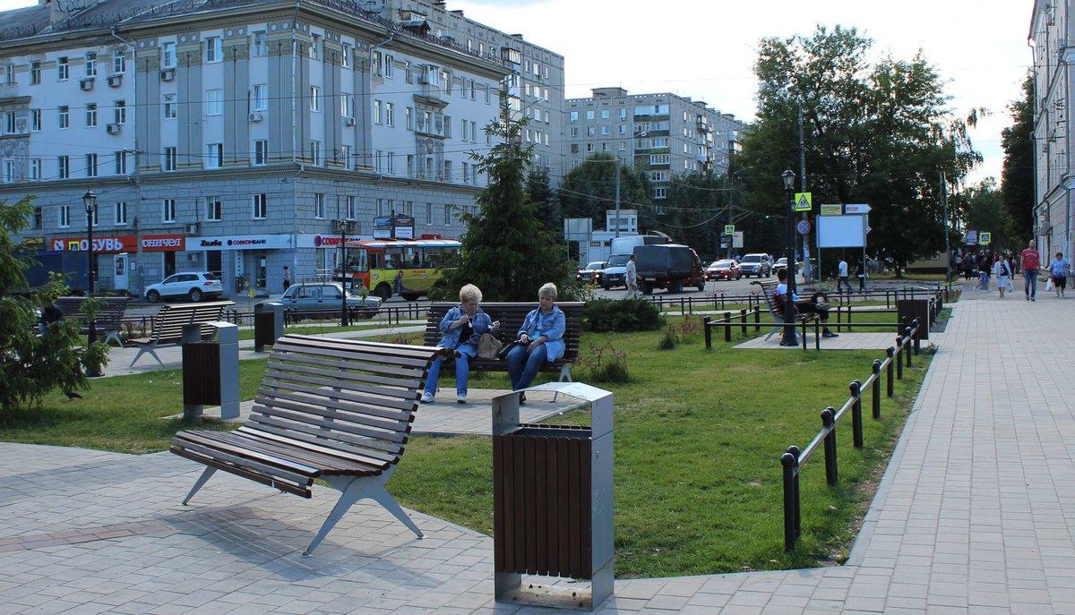 Не прошло и года: нижегородские скверы нужно благоустраивать заново - фото 23
