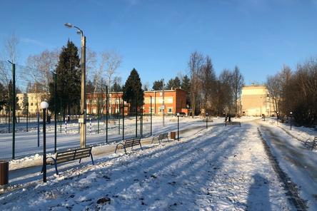Более 5 млн рублей пошло на благоустройство сквера в Кстовском районе