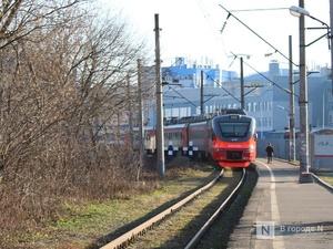 Электричка Нижний Новгород - Проспект Гагарина начнет ходить с 15 июня