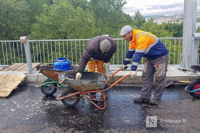 Всего 3% отделяют Мызинский мост от завершения ремонтных работ - фото 4