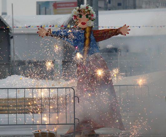 Нижегородцы отметили спортивную Масленицу в «Зимней сказке» - фото 25