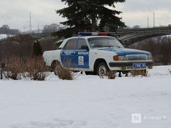 Два экспоната пополнили музей техники нижегородской ГИБДД - фото 10