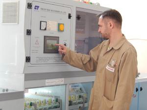 В АПЗ внедрен производственный процесс по оксидированию слоев многослойных печатных плат