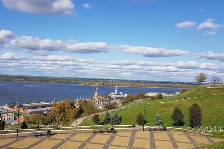 Нижегородцам покажут обновленную набережную Федоровского