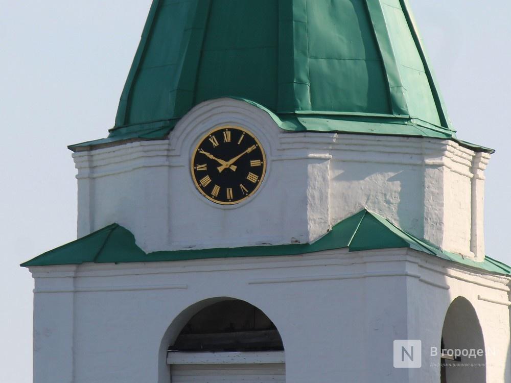 Хранители времени: самые необычные уличные часы Нижнего Новгорода - фото 26