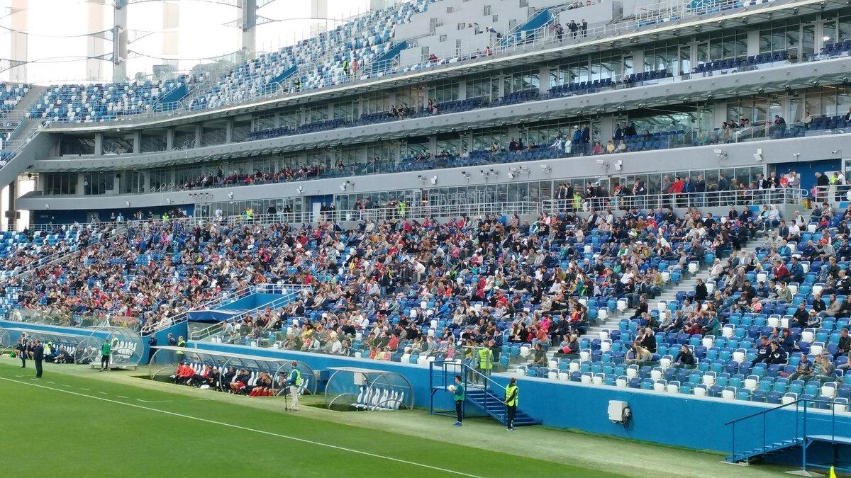 Победный матч ФК «НН» над «Химками» оказался одним из самых посещаемых в 18 туре ФНЛ - фото 1