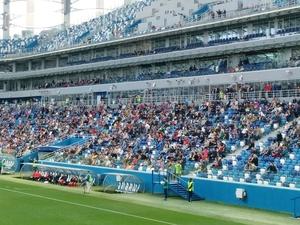 Победный матч ФК «НН» над «Химками» оказался одним из самых посещаемых в 18 туре ФНЛ