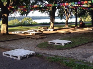 Вечер поэзии состоится в Александровском саду