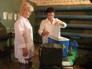 Нижегородский водоканал проанализировал более 7000 проб воды в разных точках города