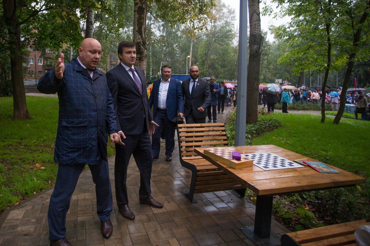 Игровой комплекс за 20 млн рублей открыли на улице Сурикова - фото 1