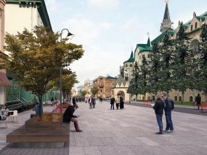Деревья в кадках и новые скверы: как преобразится улица Большая Покровская