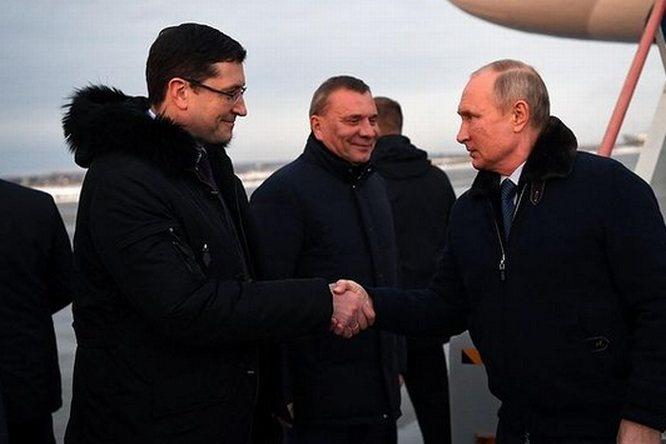 Президент остался доволен поездкой в Нижегородскую область - фото 1