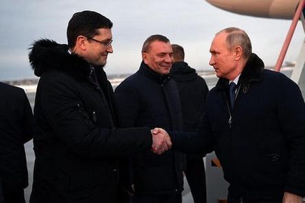 «Президент остался доволен поездкой в Нижегородскую область», — Никитин