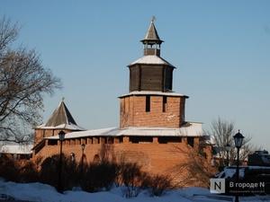 Почти 230 млн рублей выделено на благоустройство Нижегородского кремля
