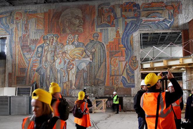 РЖД завершит реконструкцию вокзала Нижнего Новгорода капрелю предстоящего 2018г