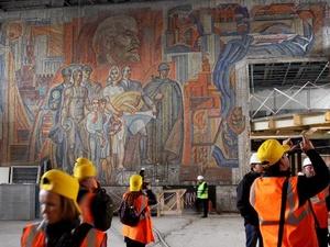 Реконструкция Московского вокзала завершится к лету