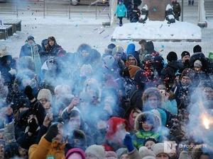 Менее 13% нижегородцев примут участие в новогодних гуляниях
