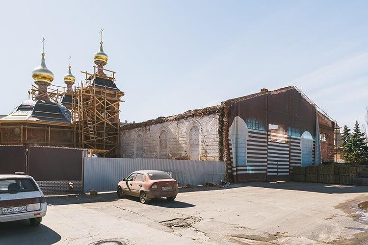 Митрополит освятит колокола возрождаемого в Нижегородском кремле храма - фото 1
