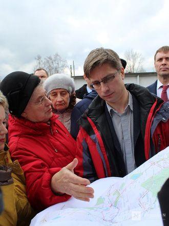 Стали известны объездные пути на время строительства развязки в Сормове - фото 20