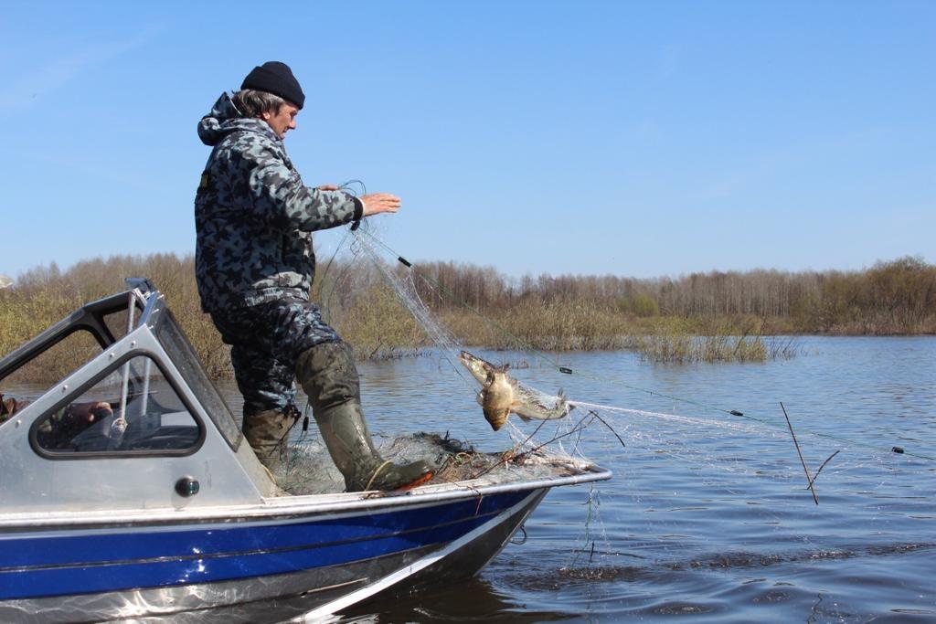 Ограничение на рыболовство вводится в Нижегородской области с 1 апреля - фото 1