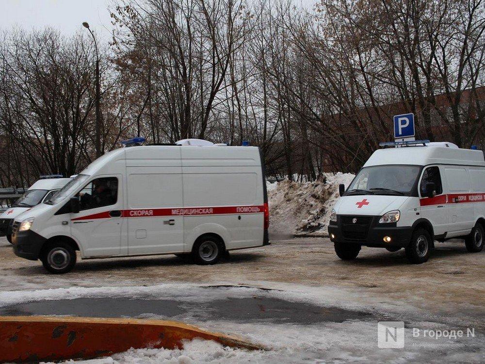 В Минздраве рассказали о состоянии подростков, сбитых иномаркой на улице Горького - фото 1