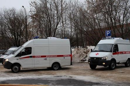 В Минздраве рассказали о состоянии подростков, сбитых иномаркой на улице Горького