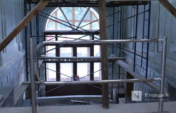 Реставрация Нижегородского хорового колледжа завершится в ноябре - фото 4
