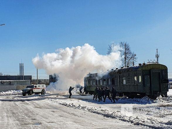 Штурм поезда и трюки в воздухе: как работают нижегородские спецподразделения - фото 7