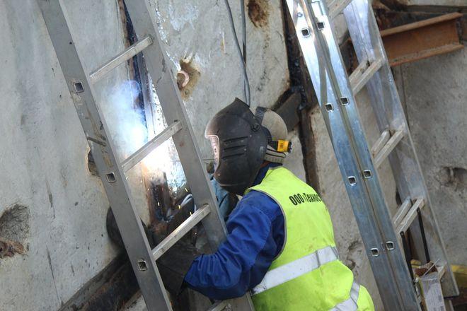 Столетний коллектор на улице Ковалихинской отремонтируют до конца года - фото 25