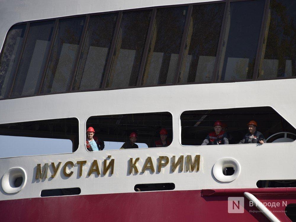 Пятизвездочный плавучий отель спустили на воду в Нижнем Новгороде - фото 2