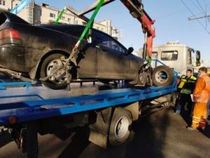 Автомобили стали реже эвакуировать в Нижнем Новгороде