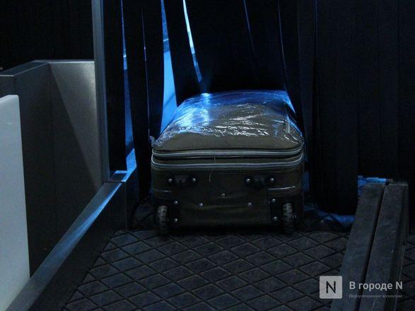 «Антикоронавирусные» кабины для багажа появились в нижегородском аэропорту - фото 20