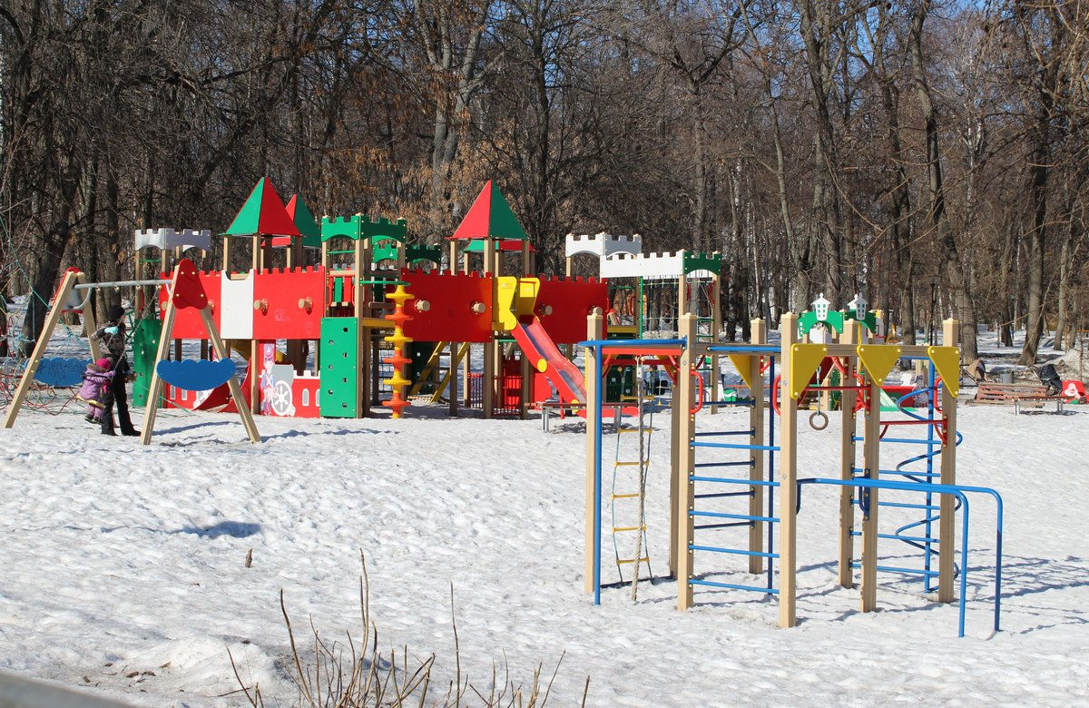 «Зима» вместо «Кремля»: проект площадки в парке Кулибина изменили по просьбам жителей - фото 1