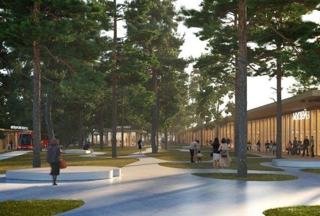 Проект благоустройства парка «Швейцария» выполнит ярославская фирма за 160 млн рублей - фото 1